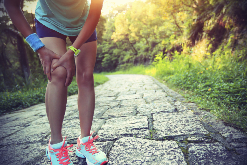 Artificial Knee Failure