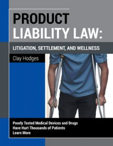 Product Liability Law Cover